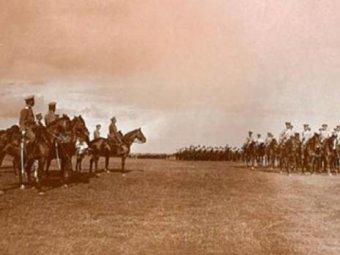 general ivan kolev pred konnata diviziq