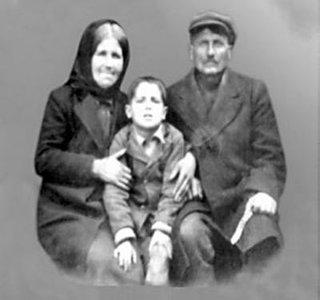 Родителите на о. Паисий