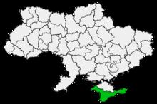 Сімферопольська єпархія УПЦМП