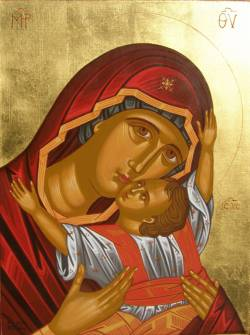 Theotokos The Untrodden Portal of God