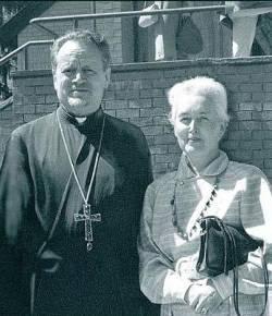 Protopresbyter John and Matushka Marie Meyendorff