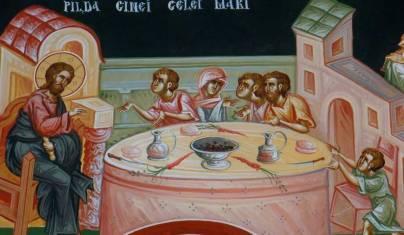 pilda cinei celei mari Mihai Coman Sf. Grigorie Palama