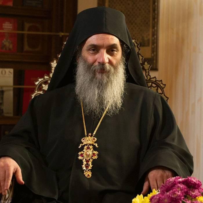 Игуменът на Бигорския манастир архим. Партений ще бъде ръкоположен за епископ