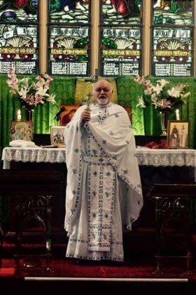 Почина българският свещеник Сашо Манасиев в Сидни, Австралия