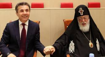 Ivanishvili-PatriarchIliaII