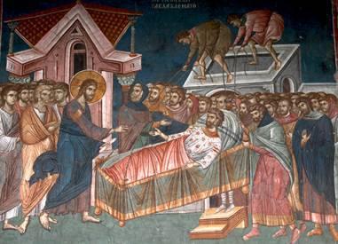 evangelskoe chtenie hristos i rasslablennyj