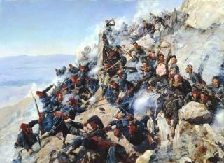 item the defeat of shipka peak bulgarian war of independence