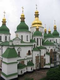 300px-Saint Sophia Cathedral in Kyiv 2006