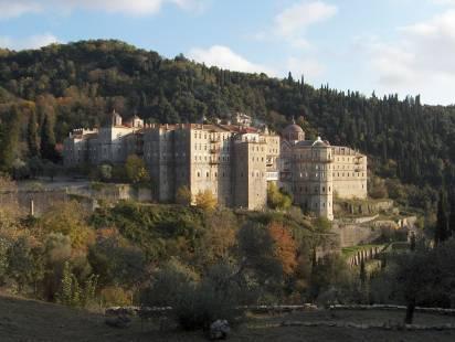 1024px Zograf Monastery