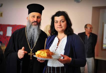 Straubing 21.05.2017 g   посрещане на гостите с хляб и сол 1