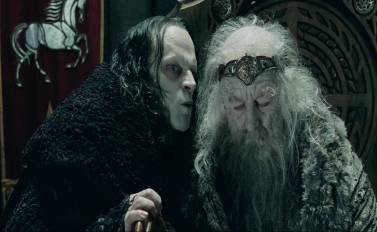 grima and king theoden