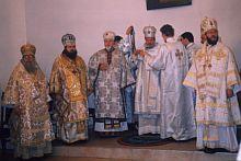 новият архиепископ