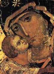 Владимирската св. Богородица