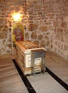 Гробът на св. Георги, в Лод, Израел