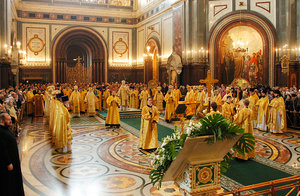 Неделя на Православието в Москва