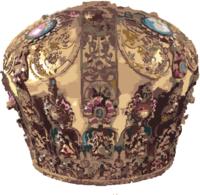 Митрата на Охридския архиепископ