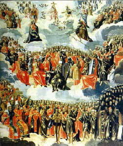 Стенопис от Св. Гора