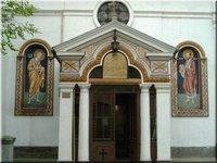 Българския храм в Букурещ