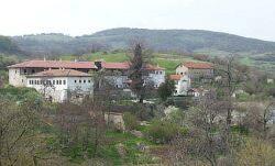 Кукленски манастир - общ изглед