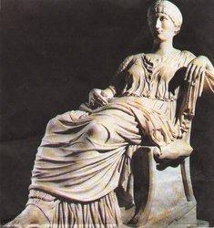 св. Елена, статуя