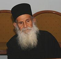 йеросхимонах Пахомий