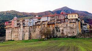 Иверският манастир