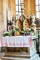 гробът на св. Людмила