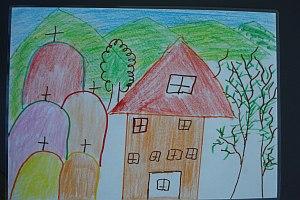 рисунка на Емил, 15 години