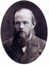 F Dostoevsky