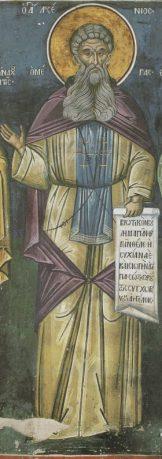 St Arsenius the Great