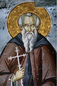 St Athanasius the Athonite