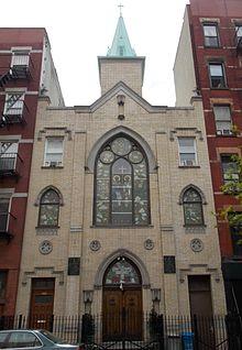 St Cyril Methodius BG Eastern Orthodox Cathedral NY