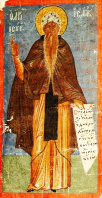 St Isaak the Sirian