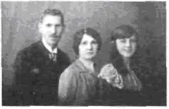 Ivan Kaikov and his family