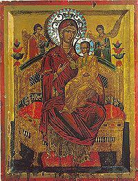 ikona bojiata majka