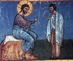 iisus hristos i bogatyy yunosha 1 300x254
