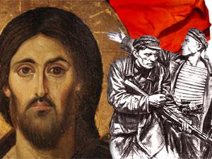 Христос и_болшевики