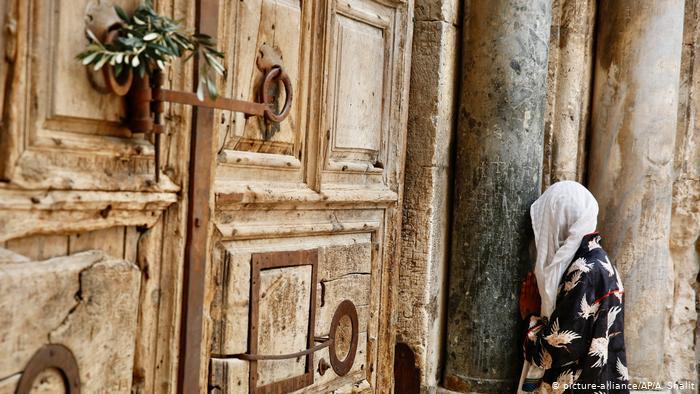 Храмът на Христовото Възкресение в Йерусалим отново е достъпен за вярващите