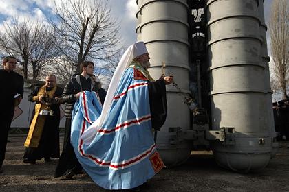 В Руската църква ще обсъдят предложение да не бъде благославяно ядрено оръжие