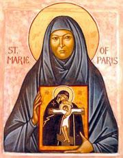 Maria icon