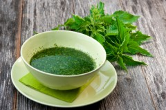 nettle soup stock